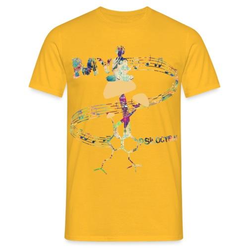 My Psilocybin (Light) - T-shirt herr