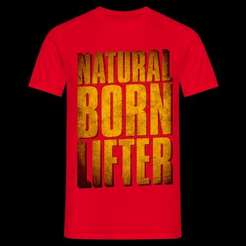 naturalborn png - T-shirt Homme