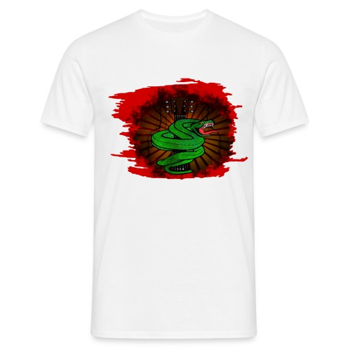 serpent guitare png - T-shirt Homme