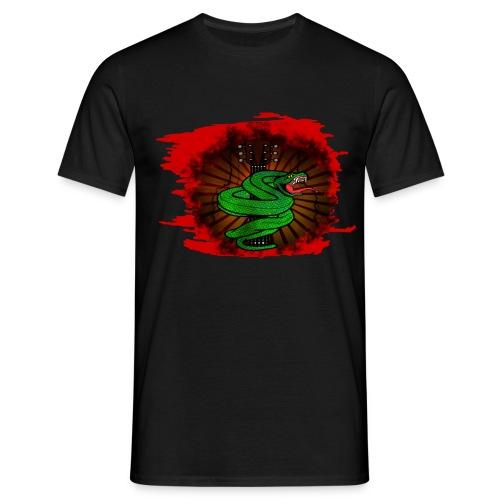 serpent guitare png - T-shirt Homme