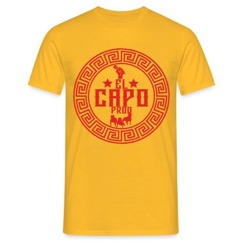 El capo prod - T-shirt Homme