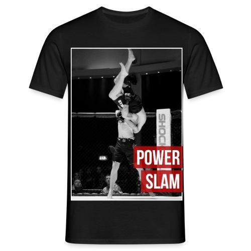 The Power Slam - Men's T-Shirt