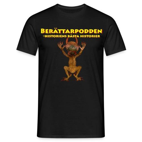 Berättarpodden - T-shirt herr