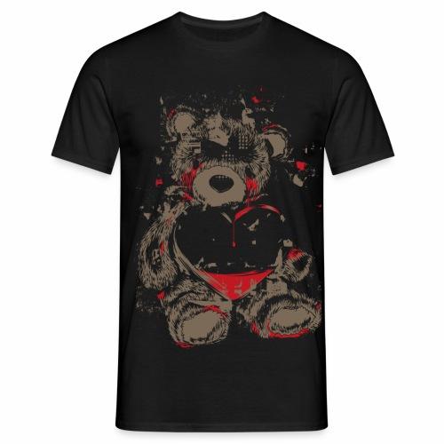 Teddy - Männer T-Shirt