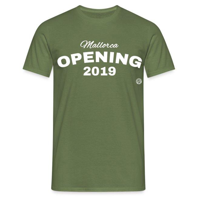 MALLORCA OPENING 2019 T-shirt - Dames herenshirt