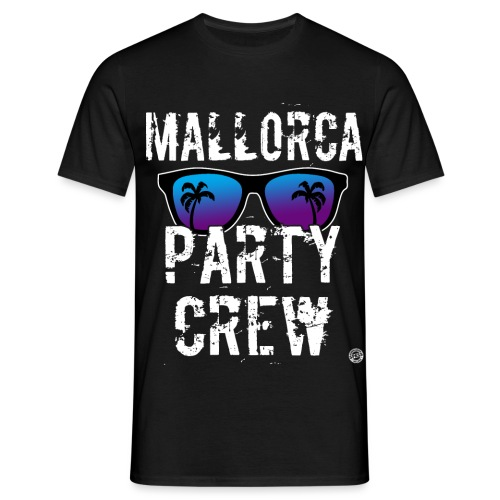 MALLORCA PARTY CREW Shirt - Damen Herren Frauen - Mannen T-shirt
