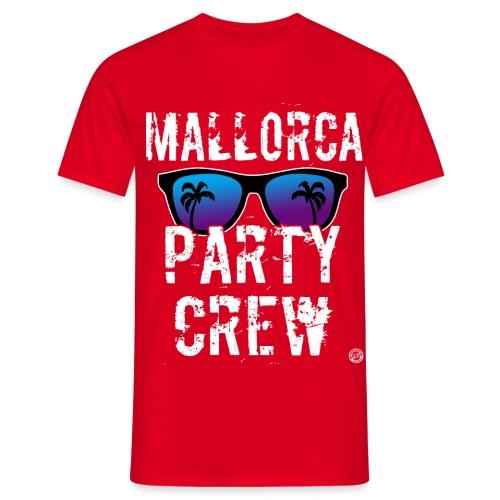 MALLORCA PARTY CREW Shirt - Dames Heren Dames - Mannen T-shirt
