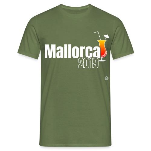 MALLE 2019 Cocktail Shirt - Mallorca Shirt - Mannen T-shirt