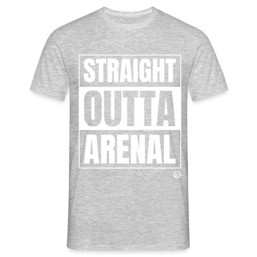 STRAIGHT OUTTA ARENAL Shirt - Malle Mallorca Shirt - Mannen T-shirt