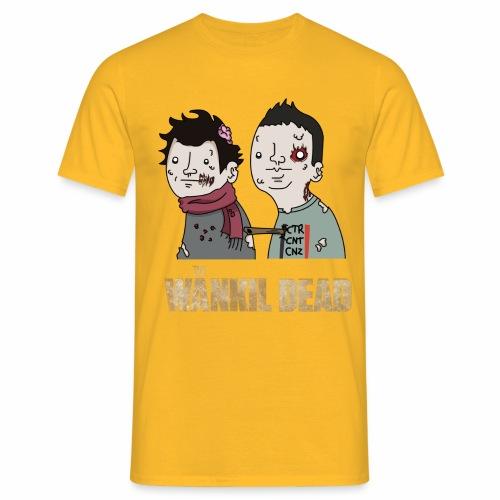The Wankil Dead - T-shirt Homme