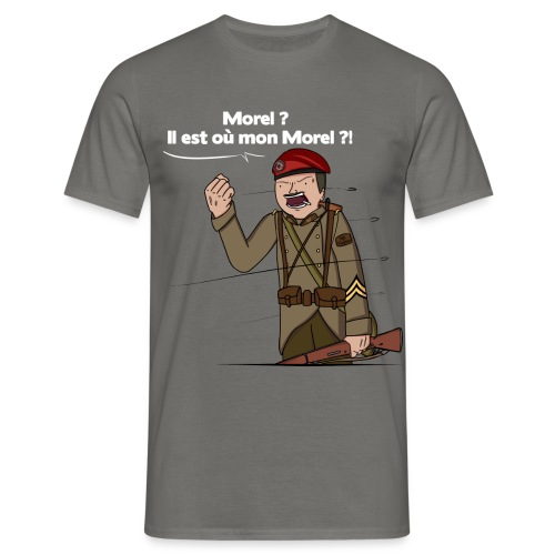 Sgt.Flantier 1940 - T-shirt Homme
