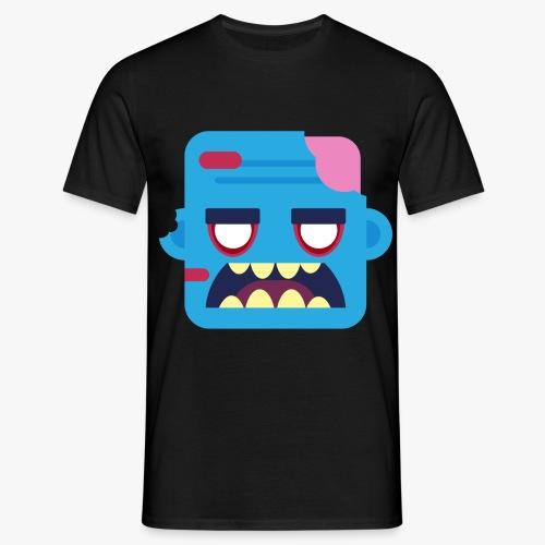 Mini Monsters - Zombob - Herre-T-shirt