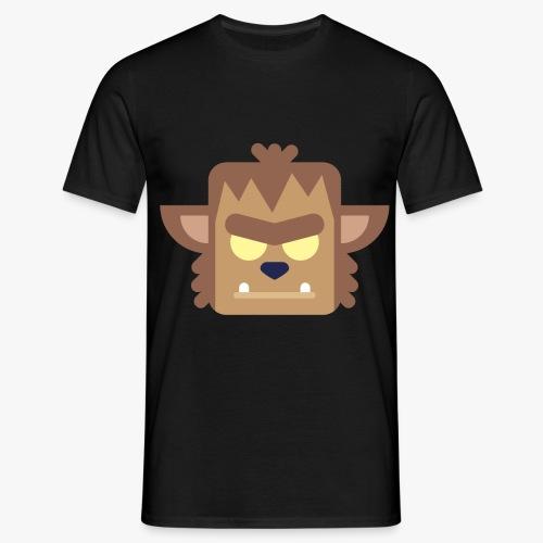 Mini Monsters - Werewolf - Herre-T-shirt