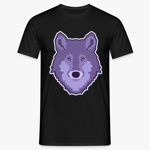 Spirit Wolf - Herre-T-shirt