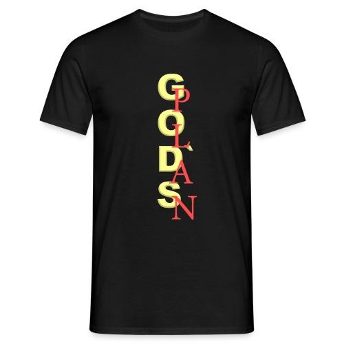 God's Plan Merchandise von The Friday - Männer T-Shirt