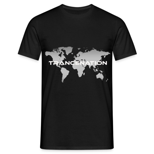 TRANCE NATION - T-shirt herr