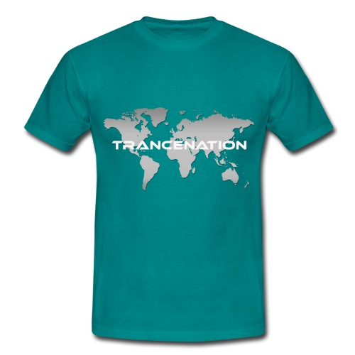 TRANCE NATION - T-shirt herr