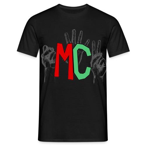 Logo vuoto iMorracinese - Maglietta da uomo