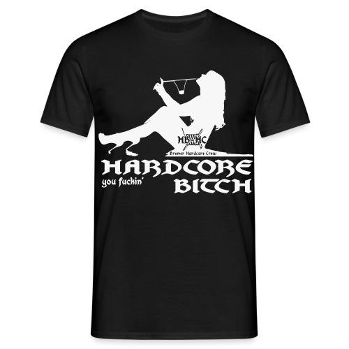 bitchi - Männer T-Shirt