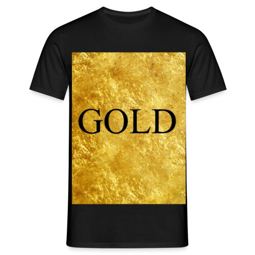 All Gold - Men's T-Shirt