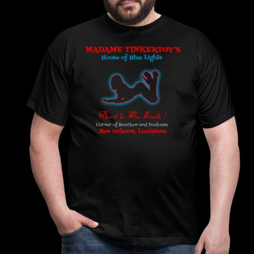 Madame Tinkertoys - Men's T-Shirt