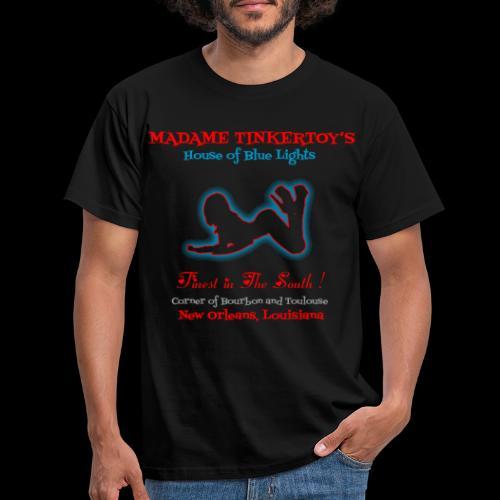 Madame Tinkertoys - Men's T-Shirt