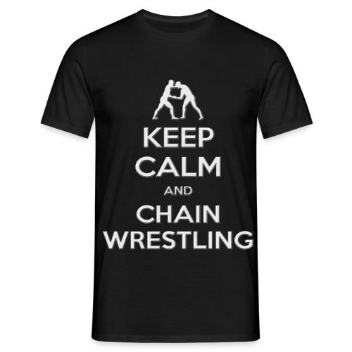 keepcalm chain2 - Maglietta da uomo
