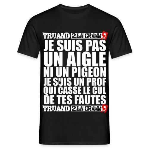 unaigle png - T-shirt Homme