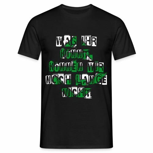 Wikkwnln - Männer T-Shirt