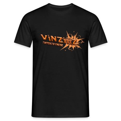 twitchvinziiiz - T-shirt herr