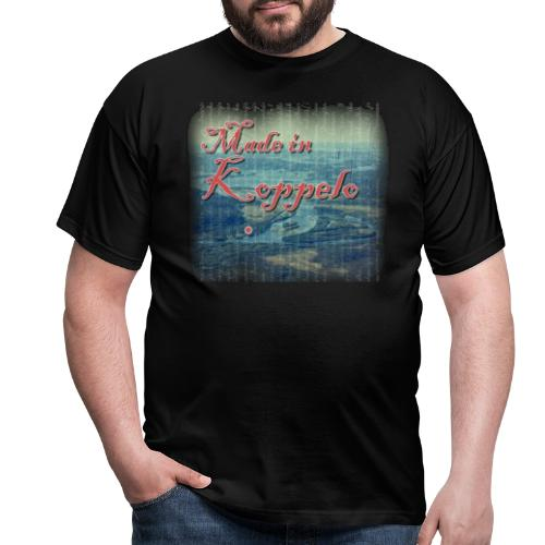 Made in Koppelo lippis - Miesten t-paita