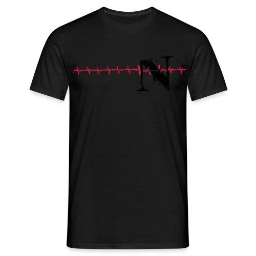 N - Men's T-Shirt