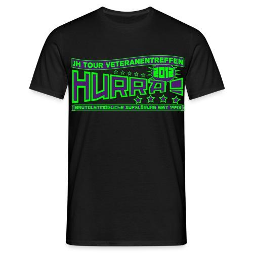 JH Tour Veteranentreffen 2012 - Männer T-Shirt