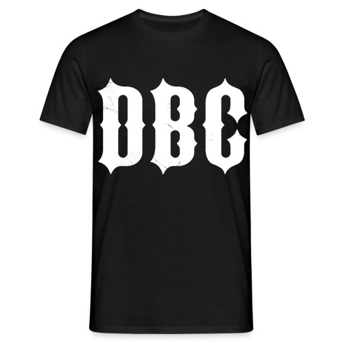 DBC + Patch V2 - T-skjorte for menn