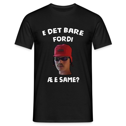 Sameskjorta - T-skjorte for menn
