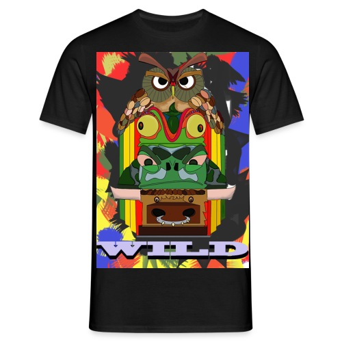 Totem Animal - T-shirt Homme