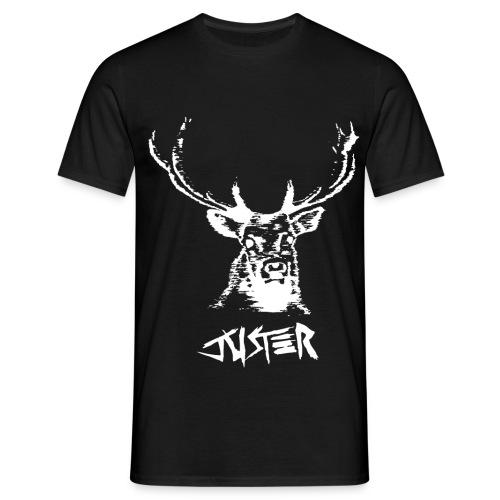 cerf-negatif-2 - T-shirt Homme
