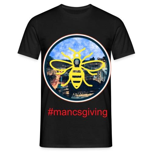 mancshirt png - Men's T-Shirt