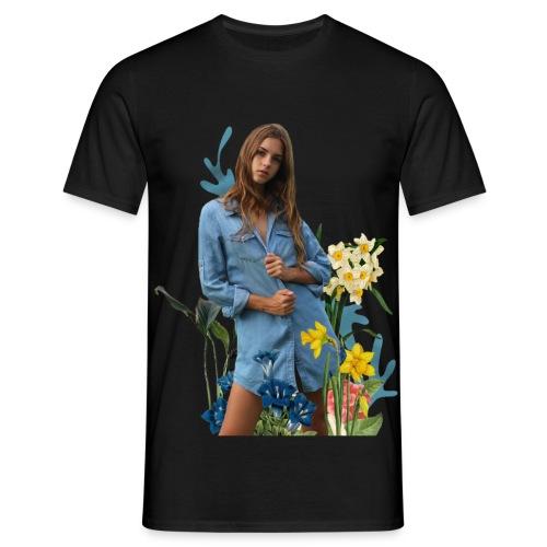 flowers Emily - Men's T-Shirt