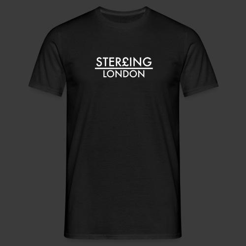 STERLING LONDON WHITE - Men's T-Shirt