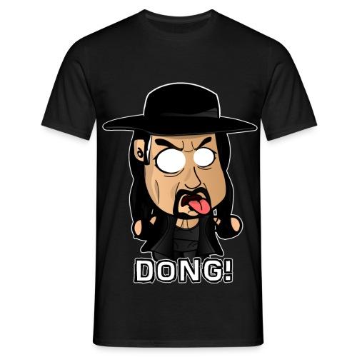 Chibi Undertaker Coat Dong - Men's T-Shirt