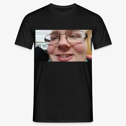 Seemännischer Blick in die Ferne - Männer T-Shirt
