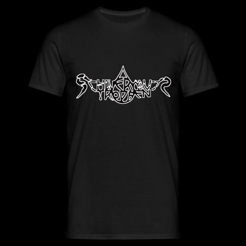 Schwermutstropfen Logo - Männer T-Shirt