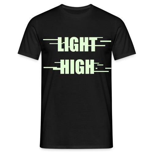 LIGHT HIGH - Men's T-Shirt