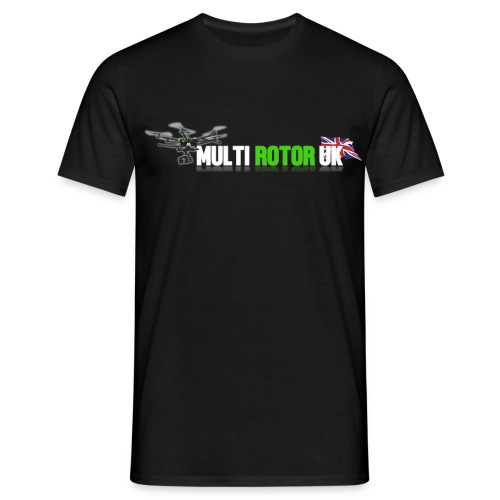 Multi Rotor UK Hoodie - Men's T-Shirt