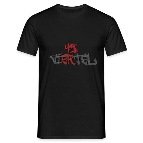 45erViertel 3D - Männer T-Shirt