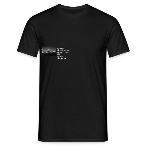 NoSize | Dark - Männer T-Shirt