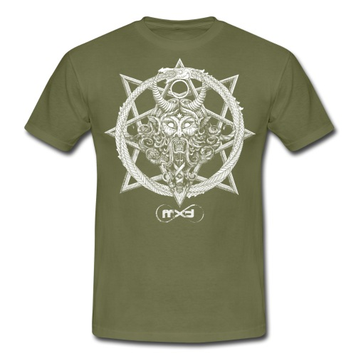 mxd endurance down - T-shirt Homme