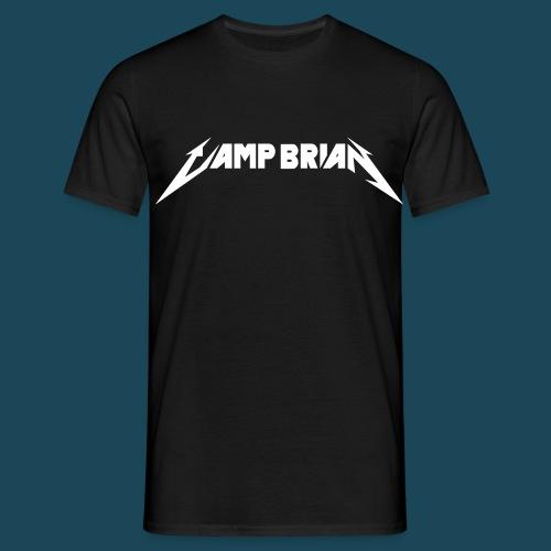 Camp Brian no skull vector - Men's T-Shirt