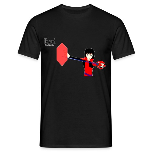 Red 2658 png - Men's T-Shirt